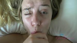 Haley wants to go fishing, then fuck all afternoon.